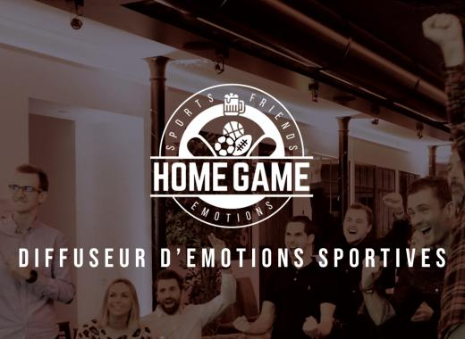 HOME GAME Sports Room