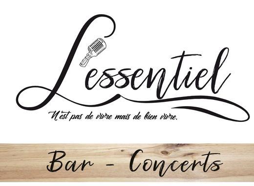 Une cuisine pour L'essentiel Bar à Concert
