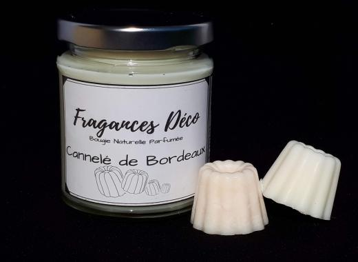 Fragances Déco - Bougies Parfumées