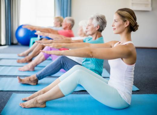 Salle de Pilates - Renforcement Musculaire - Pré & Post Natal