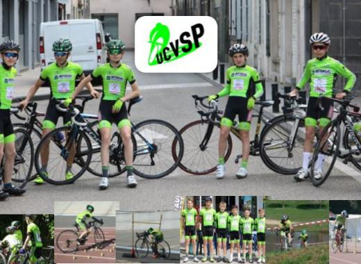 Ecole de vélo de l'Union cycliste Varennes-Saint Pourçain