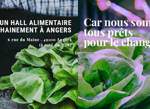 Ferme Urbaine à Angers
