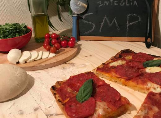 SelfMade Pizza - Concept-Pizzeria