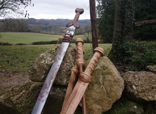 Achat de matériels : Association historique (Gauloise) : Les éleutètes
