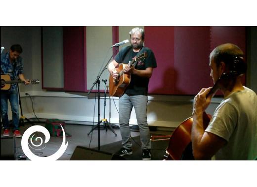 Enregistrement d'un conte musical pour enfants