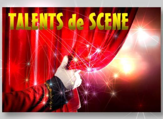 TALENTS DE SCENE