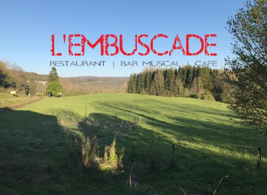 L'Embuscade présente... Un Escape Game