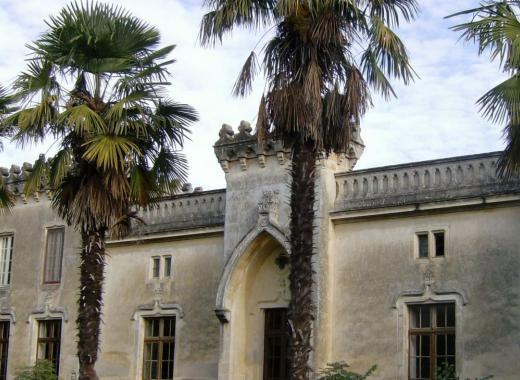 Renovation du Chateau Arago