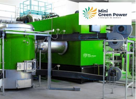 Mini Green Power - annulée