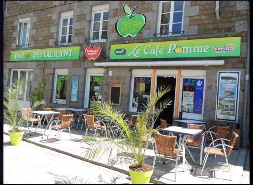 Le Café Pomme