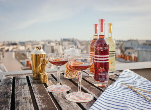 Cambusier, la France en bouteille !