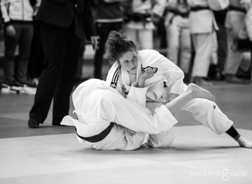Stage de judo au Japon