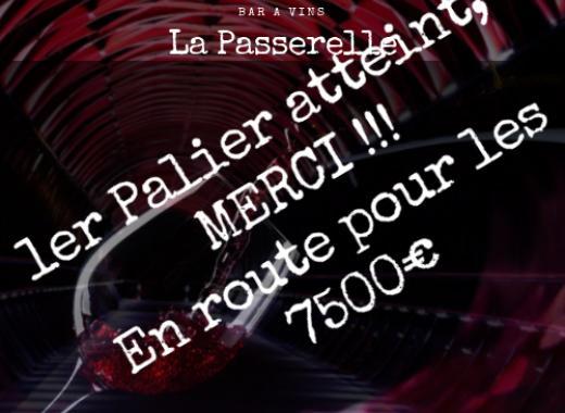 «La Passerelle» Bar à vins
