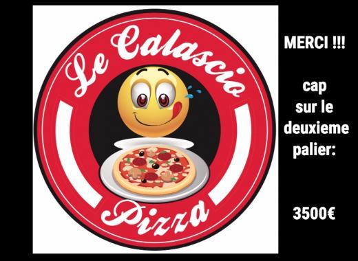 Le Calascio Pizzas à Belvès