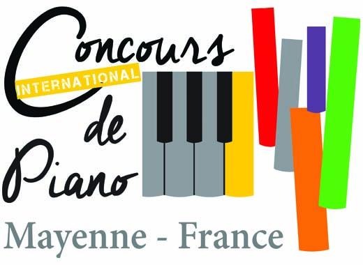 Concours International de Piano à Mayenne