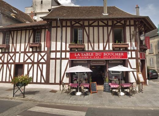 Contribuons à la reprise de La Table Du Boucher