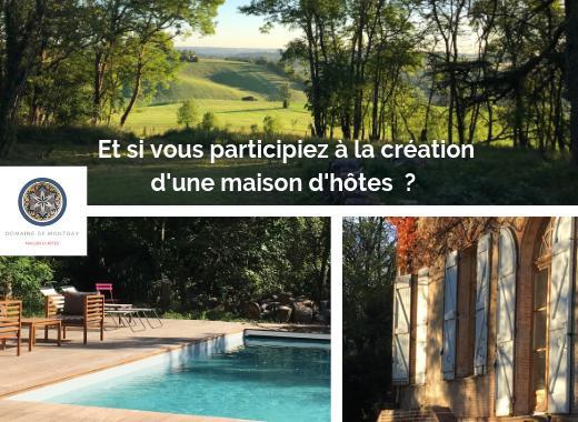 Domaine de Montgay - Maison d'hôtes