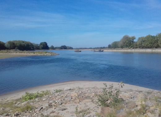Croisières sur la Loire en bateau traditionnel