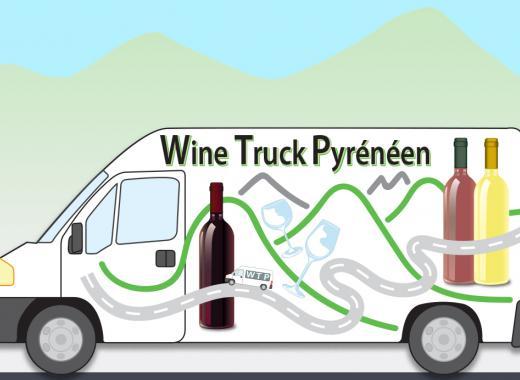 Le Wine Truck Pyrénéen