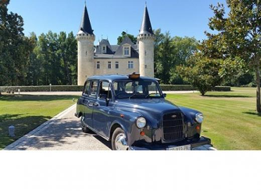 Wine Cab - Le Vignoble en Taxi Anglais