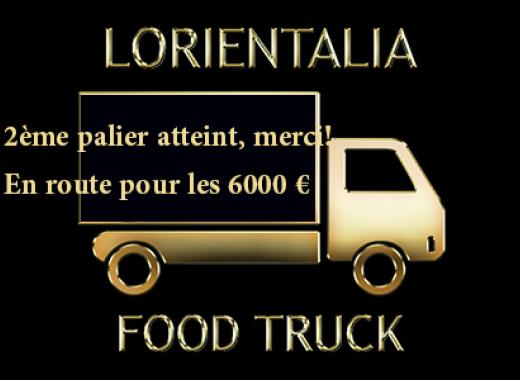 LORIENTALIA FOOD TRUCK