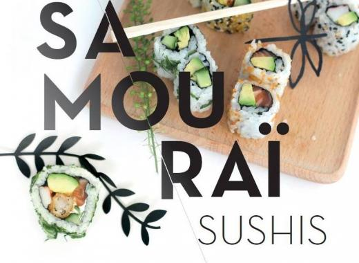 Un Samouraï Sushi à Dijon