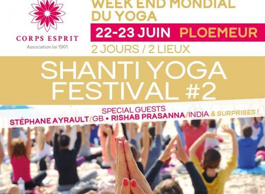 Shanti Yoga Festival