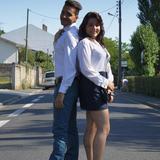 Christophe et Anne